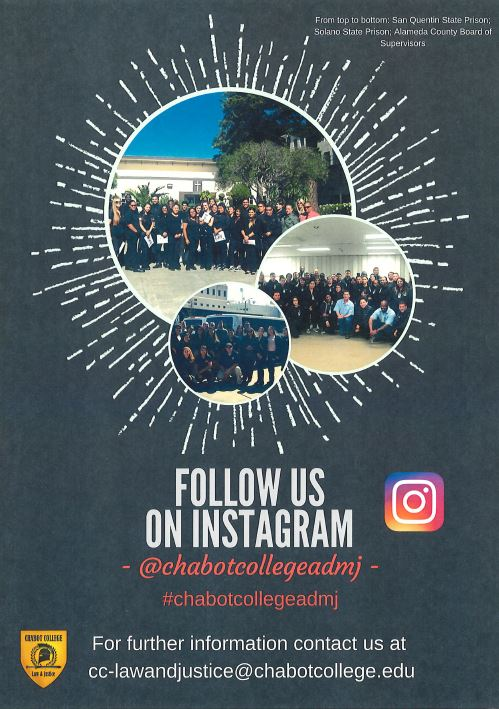 ADMJ Instagram Flyer