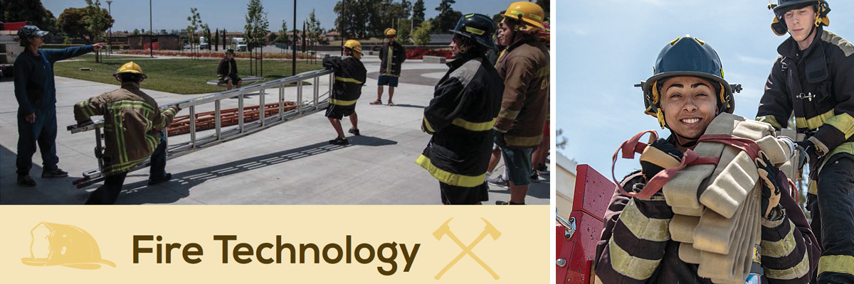 Fire Technology at Chabot College
