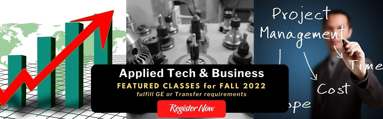 Applied Tech and Business Featured Classes
