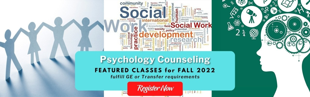 Psychology Counseling Featured Classes