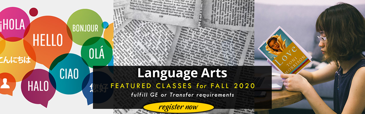 Language Arts Featured Classes