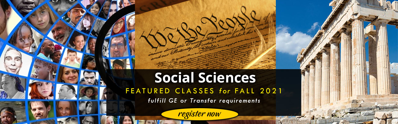 Social Sciences Featured Classes