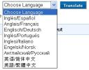 Choose a Language Feature