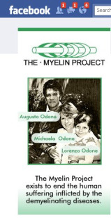Myelin Project Fan Page on Facebook