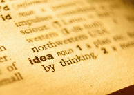 Definition of idea