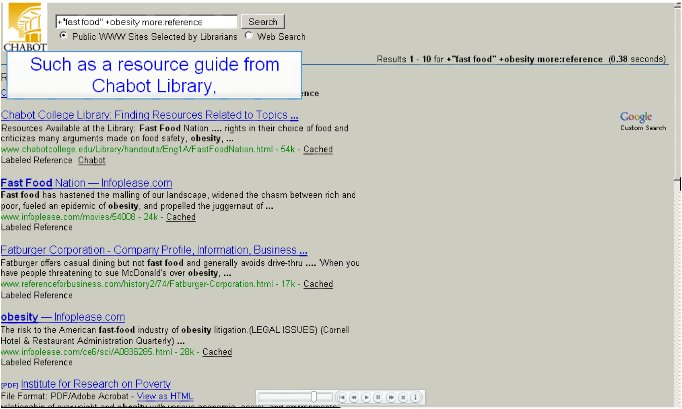 Module 4: Searchpath  Chabot Library Tutorial
