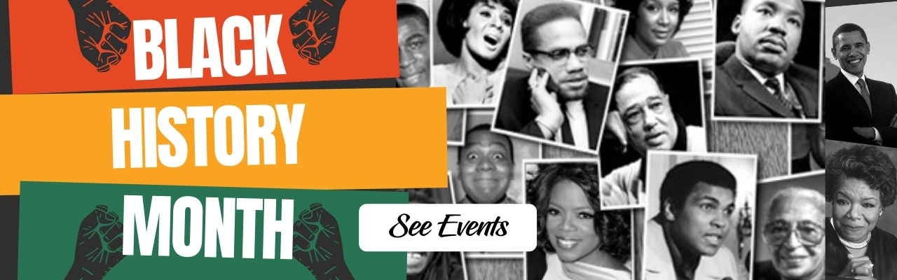 Chabot College celebrates Black History Month. Click to see our events.